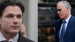 Mac Harb et Patrick Brazeau accusés par la GRC