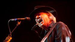 Neil Young en tournée contre les sables