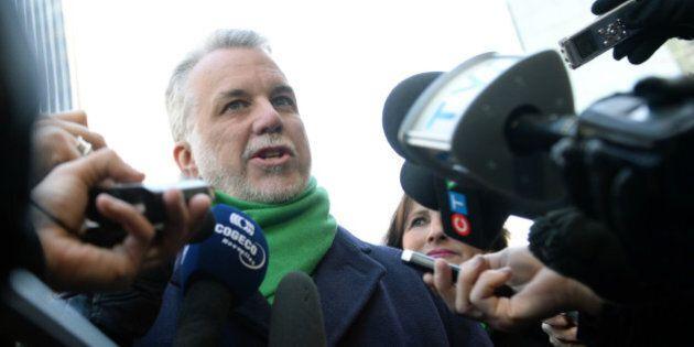 Paradis fiscal: Martin Coîteux souligne la transparence de Philippe