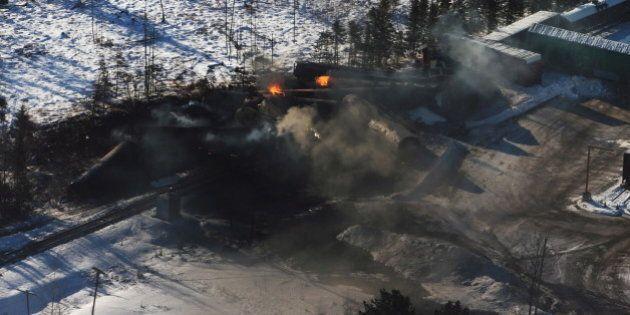Déraillement au Nouveau-Brunswick: le BST franchit une autre étape dans son