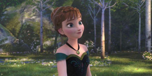 Princesses Disney : une pétition lancée pour demander des héroïnes «grande
