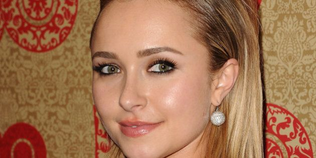 LOS ANGELES, CA - JANUARY 12: Actress Hayden Panettiere attends HBO's Golden Globe Awards after party...