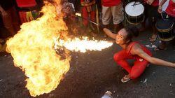 L'Asie entre vendredi dans l'année du Cheval