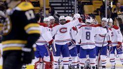 Deuxième victoire de suite pour le Canadien qui bat les Bruins 4-1