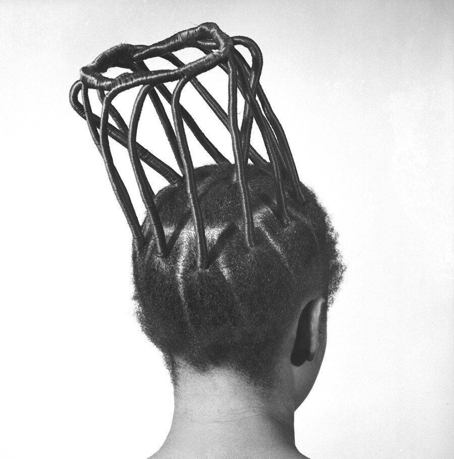 «Hairstyles»: les coiffures de ces femmes nigérianes vont vous hypnotiser
