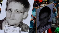 Affaire Snowden: la police en accord avec l'interpellation du conjoint d'un