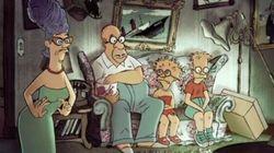 Le générique des Simpson revu par le réalisateur des Triplettes de Belleville