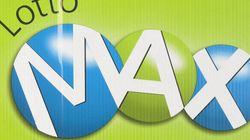 Lotto-Max: 100 millions$ à gagner durant les