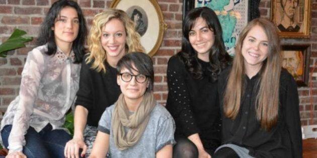 Féminin/Féminin : Chloé Robichaud réalise une websérie sur l'univers des lesbiennes au