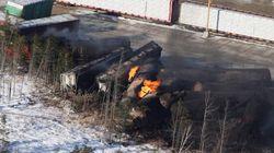 Nouveau-Brunswick: les 150 personnes évacuées peuvent rentrer chez elles