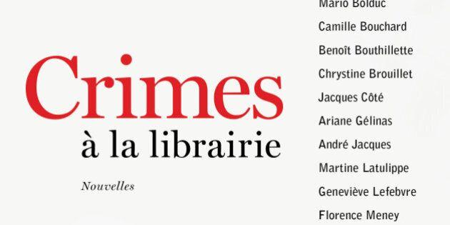 « Crimes à la librairie » : les plus grands auteurs policiers du Québec sont