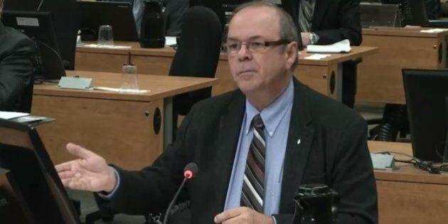 Commission Charbonneau: un cadeau luxueux d'Accurso vite retourné, soutient Arsenault (EN