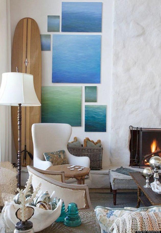 13 façons différentes de décorer votre chez-soi avec vos photos