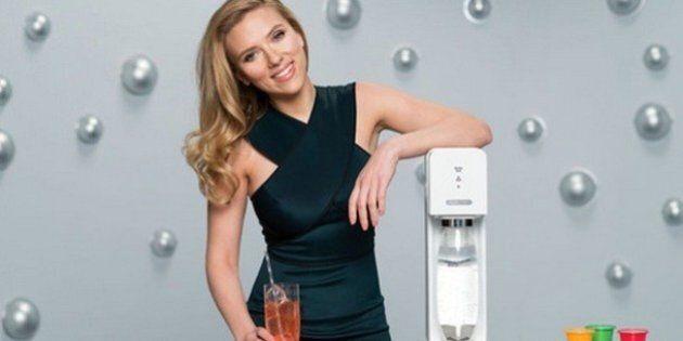 SodaStream et Israël: Scarlett Johansson n'est plus ambassadrice pour
