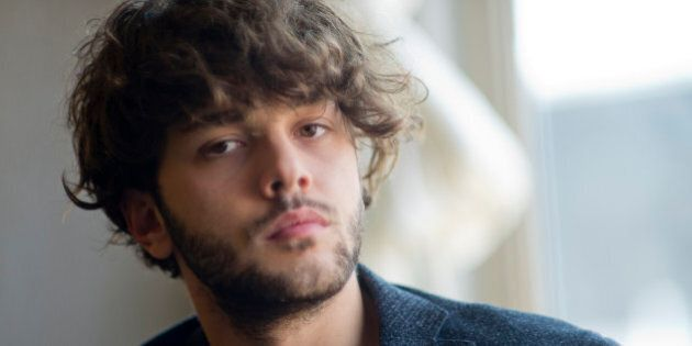 13 Sept 2012. Interview with Xavier Dolan, Quebec wunderkind director Laurence Anyways at TIFF. Photos...