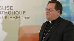Mgr Lacroix explique son nouveau rôle au sein de l'Église