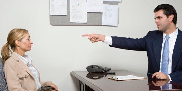 Les prétextes les plus souvent donnés au patron pour se rendre à un entretien