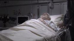 Burlington a osé faire de l'humour sur l'euthanasie