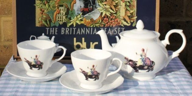 Le groupe Blur se met à vendre des services à thé