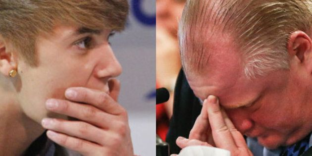 Justin Bieber a un allié en la personne du maire Rob