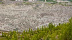 Mine Jeffrey à Asbestos: les négociations avec Québec
