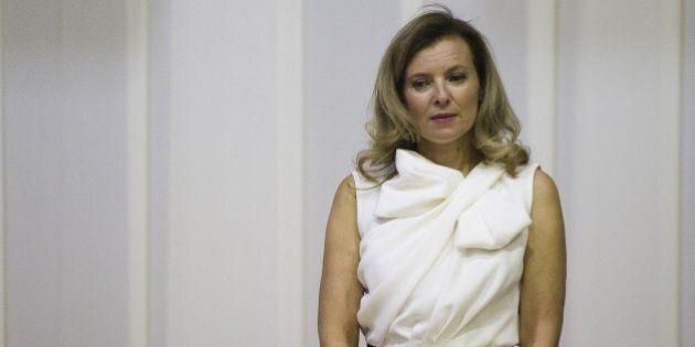 Valérie Trierweiler admise dans un hôpital parisien pour du