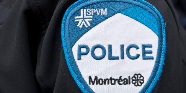 Un policier du SPVM relevé de ses