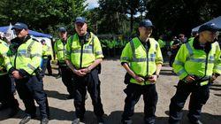 Les policiers armés anglais vont porter des