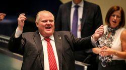 Rob Ford se demande pourquoi Ottawa ne décriminaliserait pas le