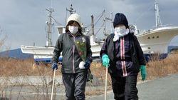 Trois ans après le tsunami, les vents du non