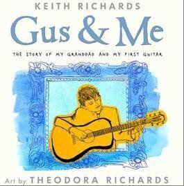 Keith Richards des Rolling Stones écrit un livre pour