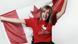 Jeux paralympiques de Sotchi: la joueuse de curling Sonja Gaudet sera la porte-drapeau du
