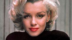 Marilyn Monroe sans maquillage, une beauté naturelle!