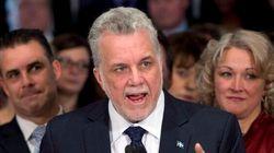 Philippe Couillard part en campagne contre un gouvernement qu'il dit détester