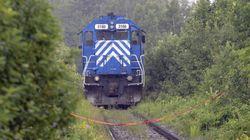 Le transport ferroviaire reprendra mercredi à Lac-Mégantic mais sans matières