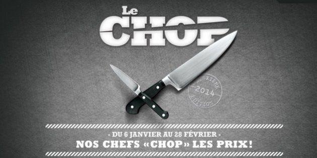 L'évènement Le Chop bat son plein: des restaurants montréalais coupent leurs