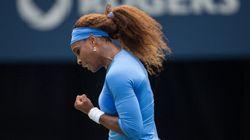 Serena Williams gagne la Coupe