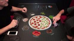 Vous ne commanderez plus jamais votre pizza de la même manière...