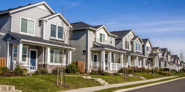 Le prix moyen des maisons au Canada a augmenté au 4e trimestre de