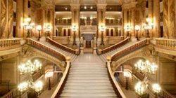 Le Palais Garnier et le Ballet de l'Opéra de Paris vus de