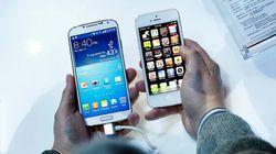 Guerre des brevets: Apple 2 - Samsung