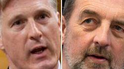 Les contributions de députés et ministres fédéraux aux partis souverainistes passées à la