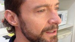 Coupe Longueuil: Hugh Jackman adopte le style pour son film «Chappie»
