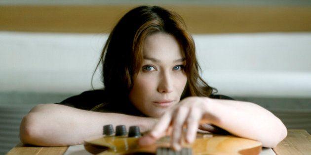 Carla Bruni, prête à séduire le Québec avec ses «Little French Songs»