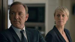 Netflix diffuse de nouvelles images de la saison 2 de «House of Cards»