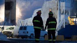 L'Isle-Verte : 14 décès confirmés après l'incendie d'une résidence pour personnes