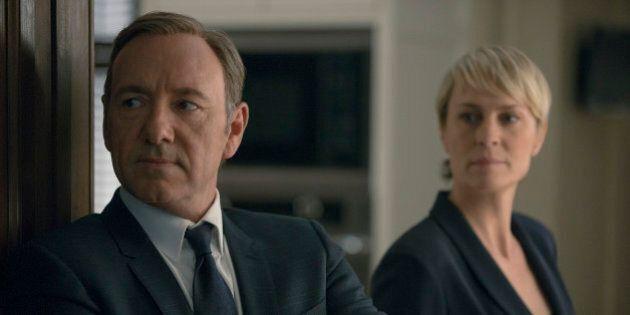 «House of Cards»: de nouvelles images de la saison 2 dévoilées