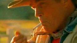 Un (autre) cowboy de la pub Marlboro mort à cause du