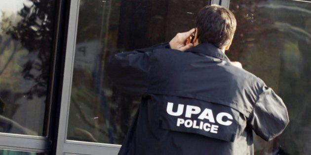 L'UPAC effectue une perquisition dans les bureaux de la firme Roche à