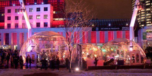 Montréal en lumière : pleins feux sur la